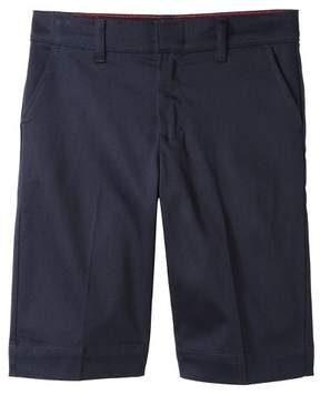 Dickies Girls' Classic Stretch Bermuda Shorts