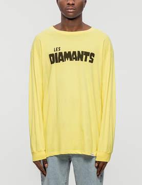 Diamond Supply Co. Les Diamants L/S T-Shirt