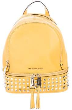 MICHAEL Michael Kors Small Leather Stud Bacpack