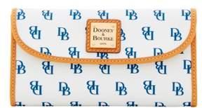 Dooney & Bourke Blakely Continental Clutch Wallet