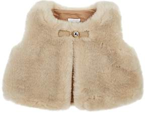 Chloé Infants' Faux-Fur Vest