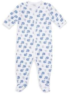 Roberta Roller Rabbit Baby's Moby Cotton Footie