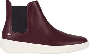 Lacoste Women's Rochelle 1 Leather Chelsea Boot
