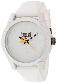Everlast Analog Monochrome Watch White