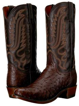 Lucchese Hueco Cowboy Boots