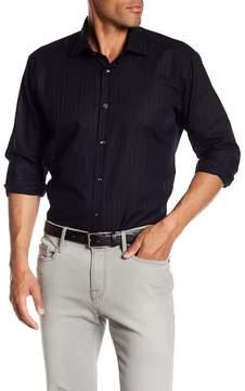 Jared Lang Long Sleeve Woven Shirt