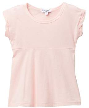 Splendid Vintage Whisper Short Sleeve Top (Baby Girls)