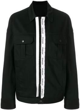 Chalayan oversized classic jacket