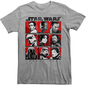 Star Wars Novelty T-Shirts Rogue One Graphic Tee