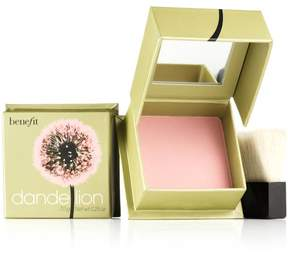 Benefit Cosmetics Dandelion Pink Box O' Powder with Brush
