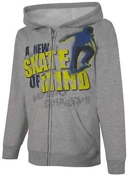 Hanes EcoSmart ; Skate of Mind Full-Zip Hoodie Sweatshirt