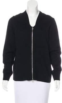 Dries Van Noten Alpaca Knit Jacket