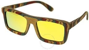 Spectrum Philbin Wood Sunglasses