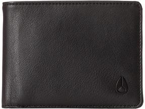 Nixon Pass Bi-Fold ID Wallet Bill-fold Wallet