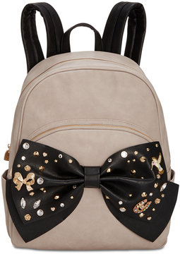 Betsey Johnson Bow Medium Backpack, a Macy's Exclusive Style