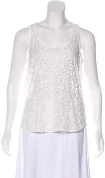 Steven Alan Sleeveless Lace Top w/ Tags