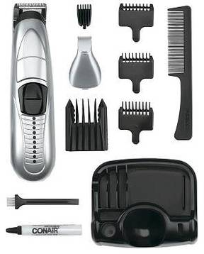 Conair All-in-One Battery Operated Beard & Mustache Trimmer, Model GMT175R