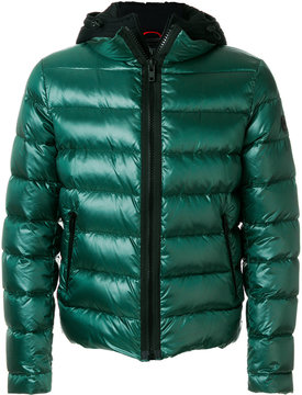 Fay slim-fit hooded jacket