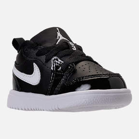 Nike Kids' Toddler Air Jordan Retro 1 Low Basketball Shoes