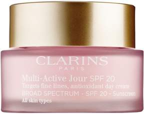 Clarins Multi-Active Day Cream SPF 20 - All Skin Types