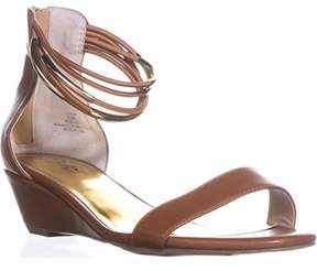 Thalia Sodi Thalia Ts35 Areyana Ankle-strap Wedge Sandals
