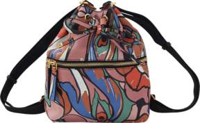 Marni Printed Backpack