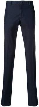Incotex denim chino trousers