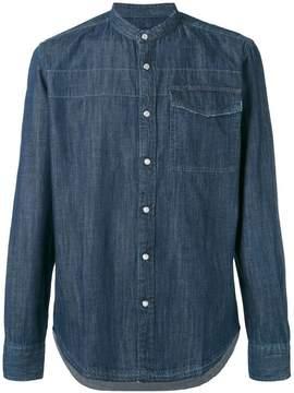 Hydrogen classic denim shirt