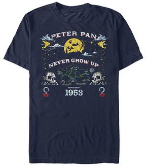 Fifth Sun Peter Pan Navy 'Never Grow Up' Tee - Men