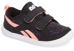 Reebok Infant Boy's Ventureflex Critter Feet Sneaker