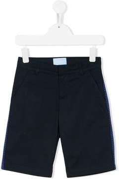 Lanvin Enfant side stripe shorts
