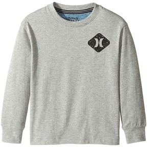 Hurley Drop Shoulder Knit Top Boy's Clothing