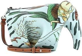 Loewe X Paula's Ibiza Elephant Mermaid Mini shoulder bag