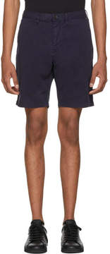 Paul Smith Navy Standard Fit Shorts