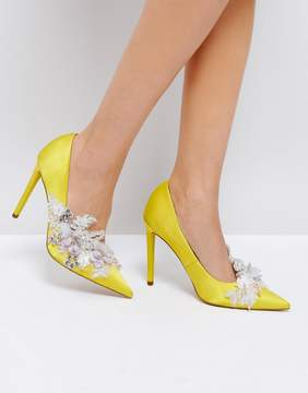 Asos PAVLOVA Embellished High Heels