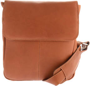 Piel Leather Tablet Cross Body Bag 3009