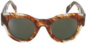 Celine Round Framed Sunglasses