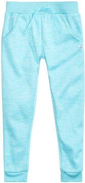 Champion Space-Dyed Jogger Pants, Little Girls (4-6X)