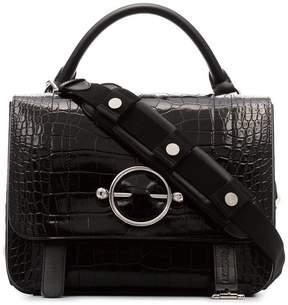 J.W.Anderson Crocodile Leather Shoulder Bag