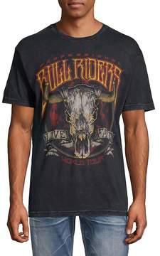 Affliction Men's Professional Bull Riders Cotton Tee