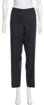 Peserico Mid-Rise Straight-Leg Pants w/ Tags