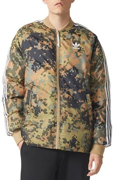 adidas Men's Sst Reversible Winter Jacket