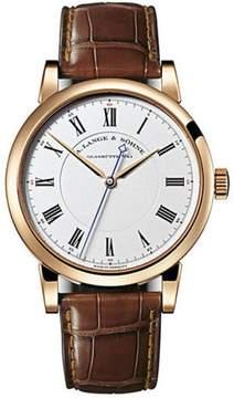 A. Lange & Söhne A Lange and Sonhe Richard Lange 232.032 18K Rose Gold Manual Wind 40.5mm Mens Watch
