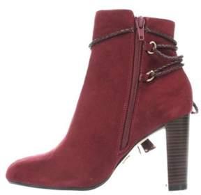 Thalia Sodi Womens Palomaa Closed Toe Ankle Fashion Boots Fashion Boots.