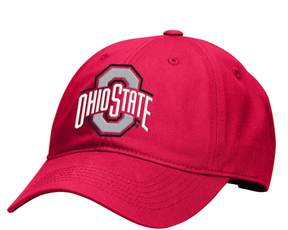 NCAA Youth Ohio State Buckeyes Wide Out Adjustable Cap