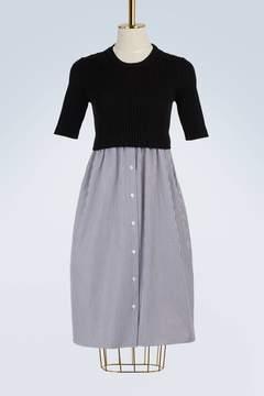 Kenzo Cotton shirt dress