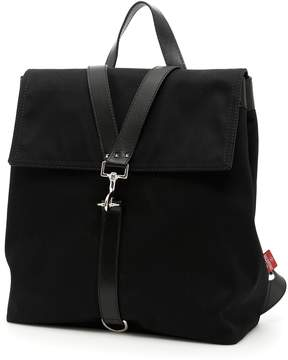 Valentino Canvas Backpack