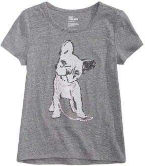 Epic Threads Puppy-Print T-Shirt, Big Girls (7-16), Created for Macy's