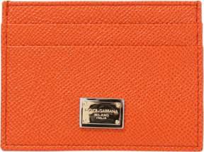 Dolce & Gabbana Card Holder - ARANCIO - STYLE