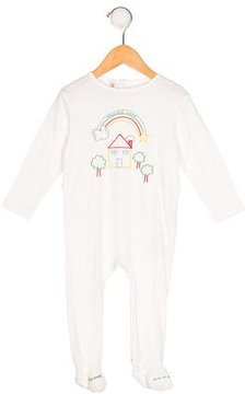 Stella McCartney Boys' Embroidered All-In-One